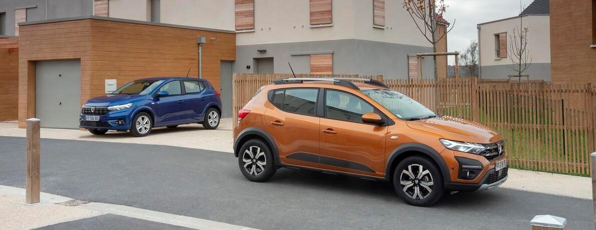 Der neue Dacia Sandero - Autohaus Thun Nord