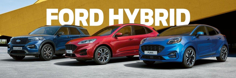 Ford Hybrid Bonus - Autohaus Thun Nord