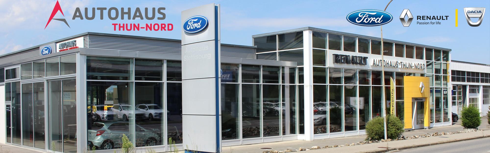 Autohaus Thun Nord - Team Verkauf Werkstatt Ford * Renault * Dacia - Team - Autohaus Thun Nord