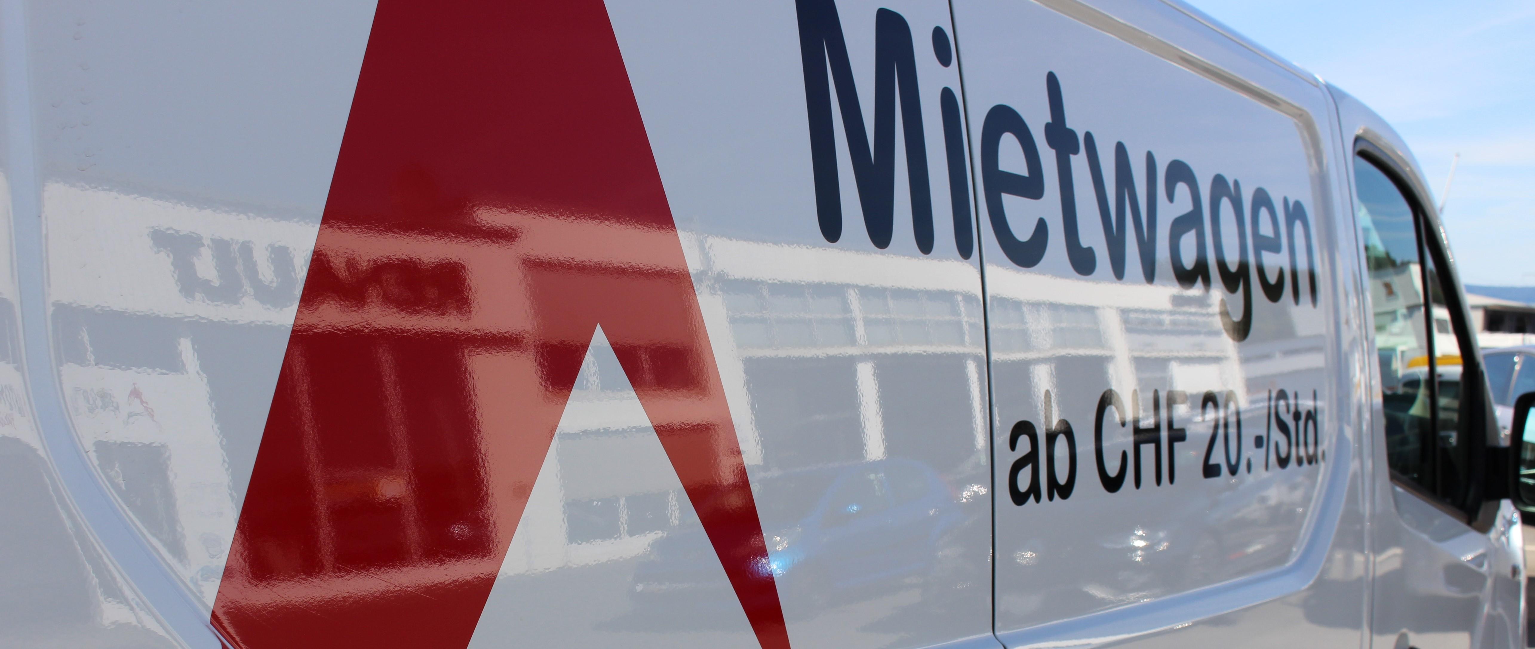 Lieferwagen - Autohaus Thun Nord